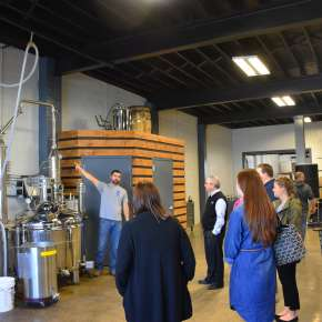 Three Rivers Distilling Company - Tour