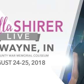 Priscilla Shirer Live - Fort Wayne, Indiana