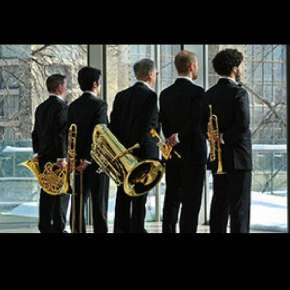 Ball State University Showcase Concert Featuring the Canadian Brass