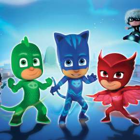 PJ Masks Promotional Image - Fort Wayne, Indiana