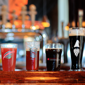 Quench your thirst a Fort Wayne's Breweries!