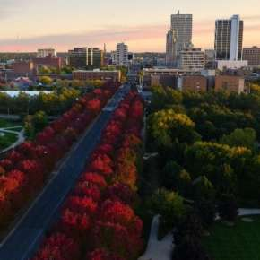 Fort Wayne Fall Bucket List