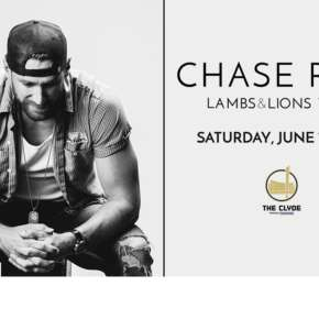 Chase Rice Concert in Fort Wayne, Indiana
