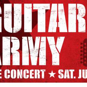 Guitar Army Concert in Fort Wayne, Indiana