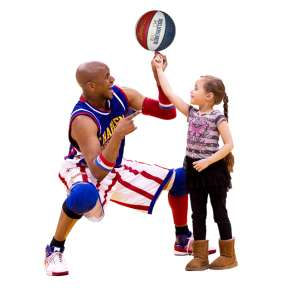 Harlem Globetrotters Graphic