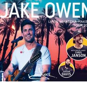 Jake Owen Live at Parkview Field - Fort Wayne, Indiana