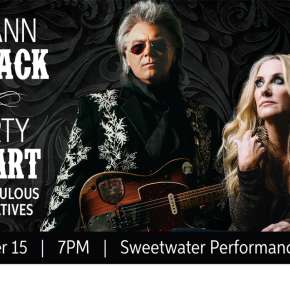 Lee Ann Womack & Marty Stuart Concert in Fort Wayne, Indiana