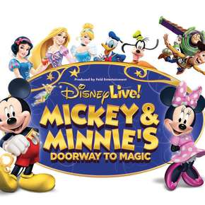 Disney Live 2017 - Event Graphic - Fort Wayne, Indiana