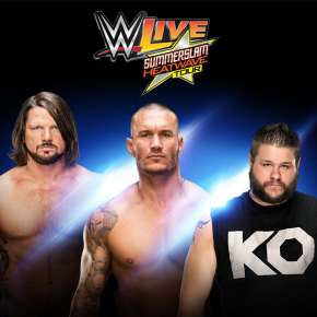 WWE Summerslam - Fort Wayne, IN Calendar of Events