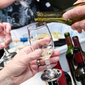 Wine Tasting Photo - Fort Wayne, Indiana