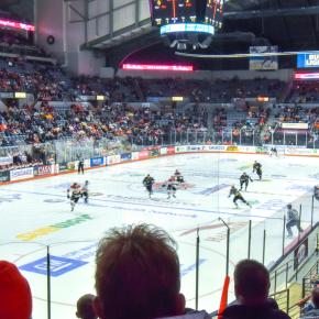 Komets Hockey Game