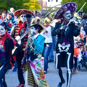 Zombie Walk 2016 - Fright Night - Mariachi