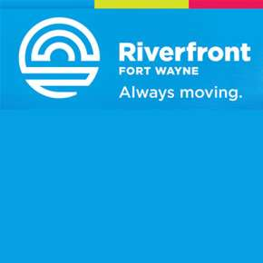 Riverfront Fort Wayne Logo