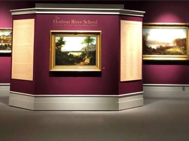 Upstate Arts & Culture Getaway: Hudson River School