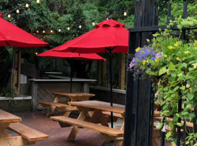 Summer on the Patio: Warehouse District