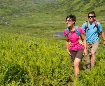 Hatcher Pass Hiking