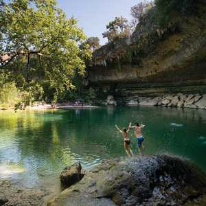 Top Swimming Holes And Splash Pads
