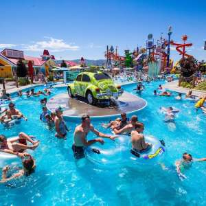 Salt Lake's Water Parks and Amusement Parks