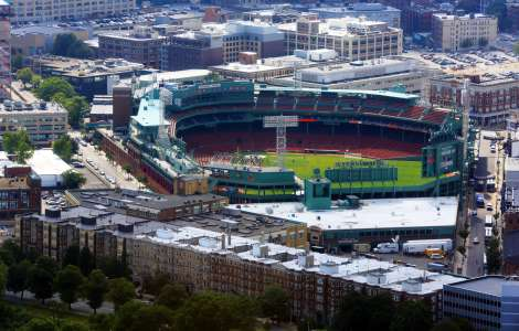 Skywalk View Fenway