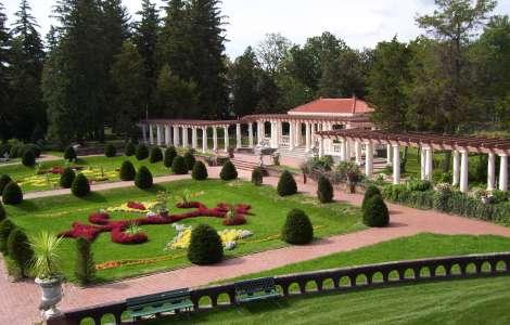 Sonnenberg Gardens & Mansion State Historic Park Italian garden