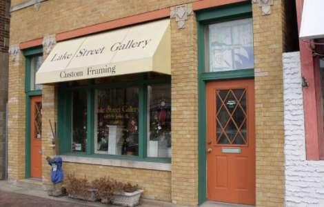 Lake Street Gallery in Gary