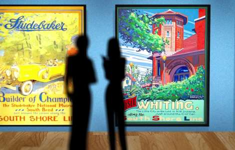 South  Shore Line Posters
