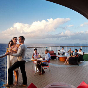 Celebrity Summit Cruises