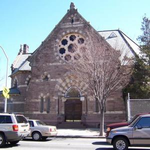 Clinton Memorial AME Zion Church