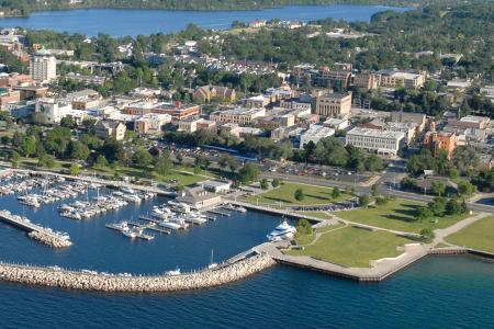 1 000 places to see before you die traverse city mi for Craft shows in traverse city mi