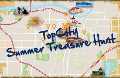 Top City Treasure - words