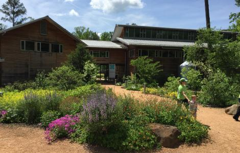 North Carolina Botanical Garden Education Center