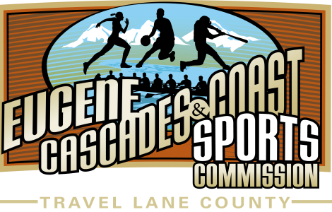 Eugene Cascade & Coast Sports Commission Logo