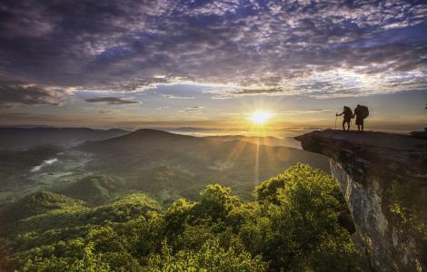 McAfee Knob Sunrise