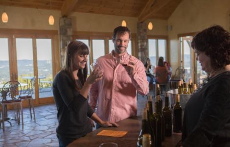 Valhalla Vineyards - Wine Tasting