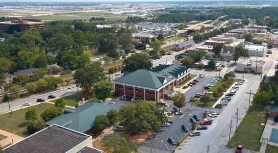 College Park City Hall