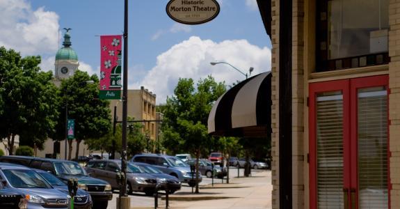 Historic Morton Theatre