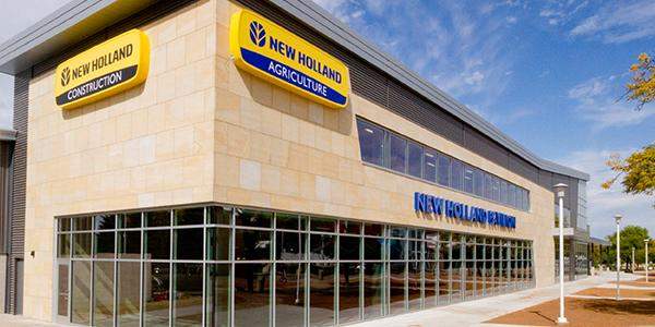 New Holland Pavilions at World Dairy Expo
