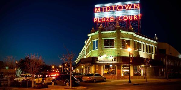 Oklahoma City Midtown Shops