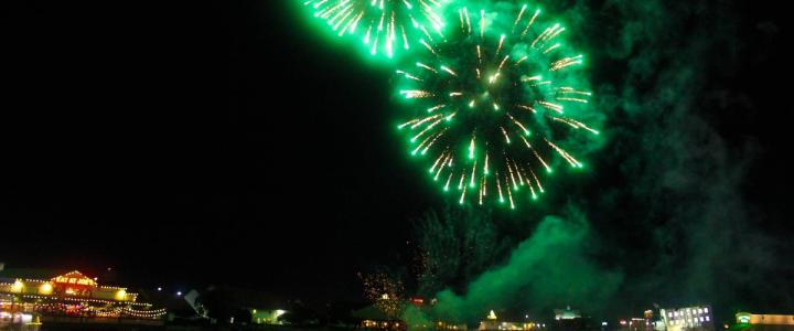 4th of July Fireworks in Myrtle Beach, South Carolina
