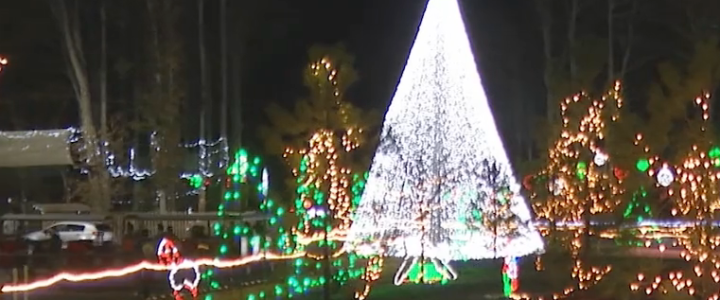 visit myrtle beach blog the great christmas light show