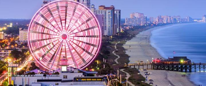 Myrtle Beach Boardwalk Tops Best Boardwalks List