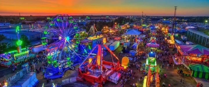 The 3rd Annual Horry County Fair Returns To Myrtle Beach April 20 29 2018 This Ten Day Event Is Held At 47 Acre Sdway Complex And