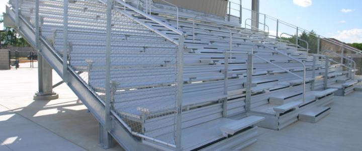 Full Plank Decking System