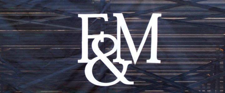 F & M logo