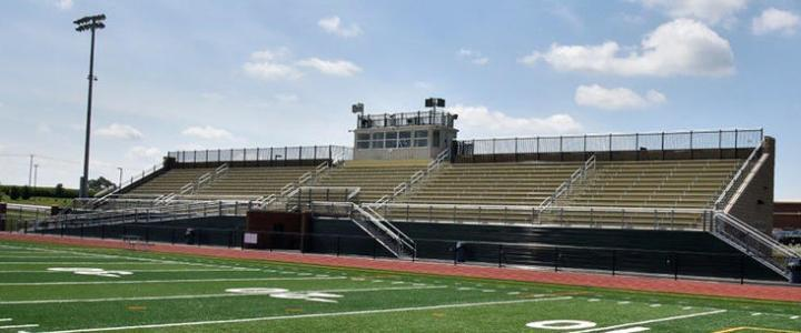 Donegal School District bleachers