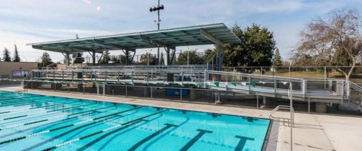 Fresno Unified School District pool