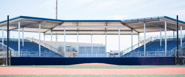 Fort Stockton ISD - Baseball Field