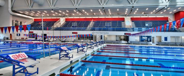 Southern Methodist University Swimming