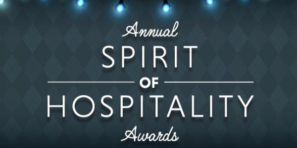Spirit of Hospitality Awards