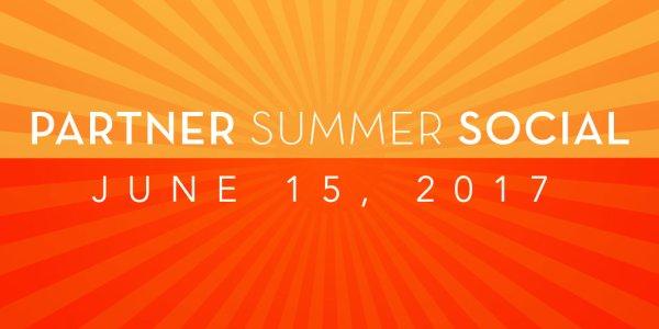 2017 Partner Summer Social